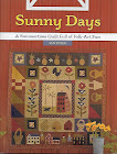 """Sunny Days Quilt Book"