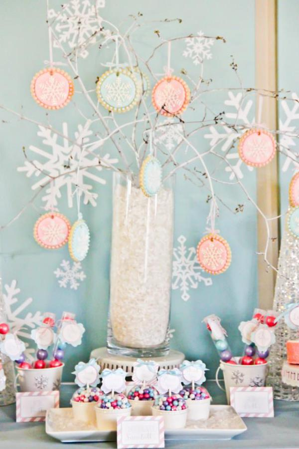 rivernorthLove Winter Wonderland Birthday Party ~ 213913_Birthday Party Ideas Winter