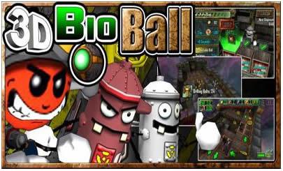 Game Name : 3D Bio Ball HD