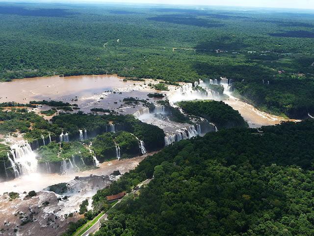 Las nuevas Siete Maravillas Naturales del Mundo Cataratas+iguazu