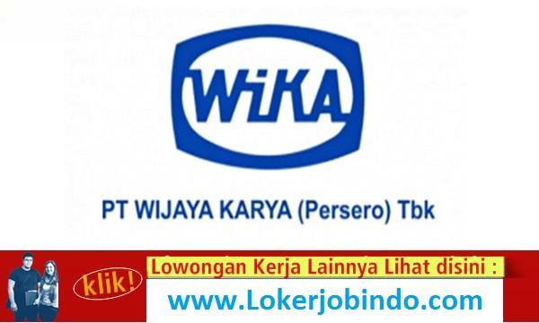 Loker Terbaru PT. Wijaya Karya (Persero)