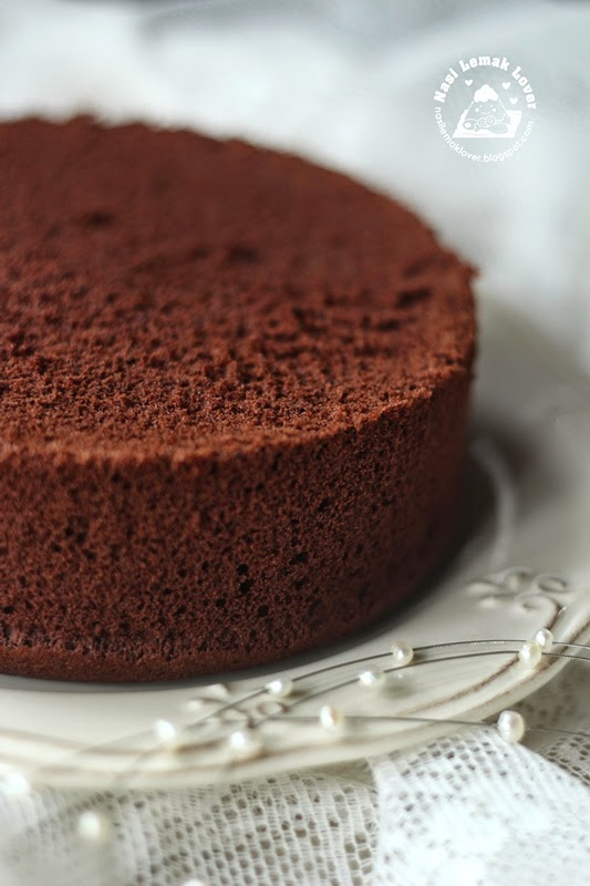 Chocolate Chiffon Cake Recipe Panlasang Pinoy
