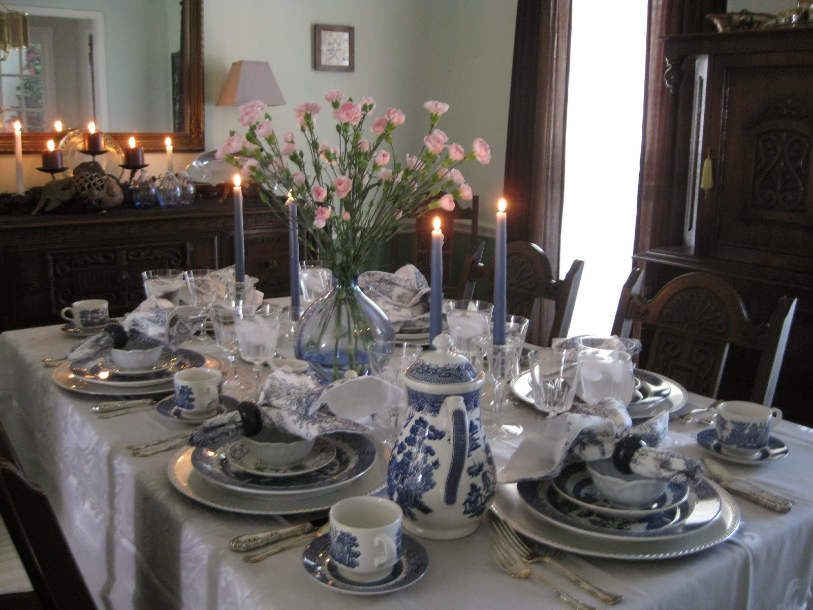 Tablescapes By Diane January 2014