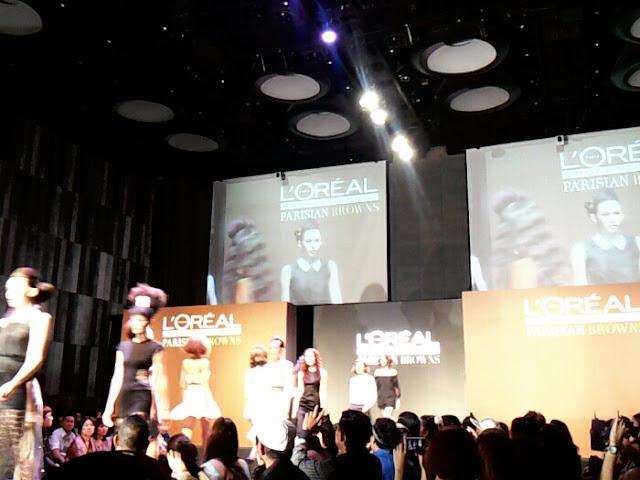 Parisian Browns Fashion Show