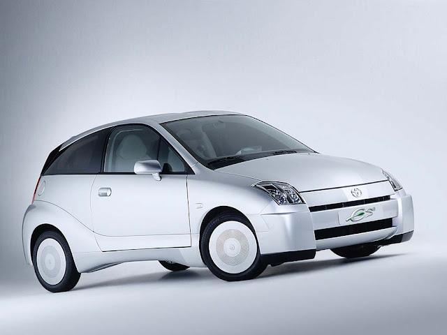 Foto Mobil Konsep Toyota ES3 02