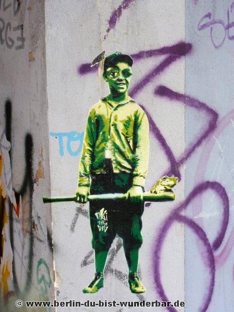 berlin, streetart, graffiti, kunst, stadt, artist, strassenkunst, murals, werk, kunstler, art, robi the dog