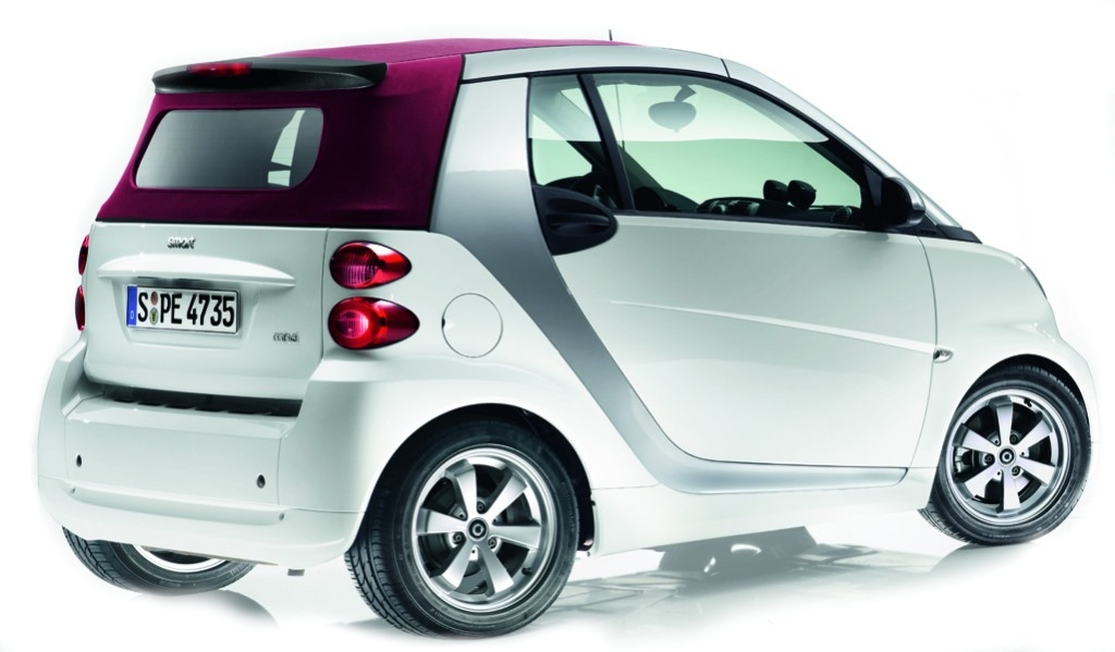 Revista Mensch Carro Smart 2013 Pequeno No Tamanho E