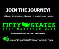 Fifty States Half Marathon Club
