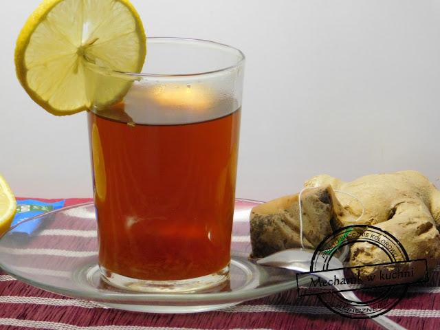 Imbirowa herbatka na imprezowe problemy żołądkowe przepis domowe lekarstwo na kaca kac gigant lek piłeś nie jedź upojenie alkoholowe w ciąży nie piję wódka alkohol procent od jutra nie piję