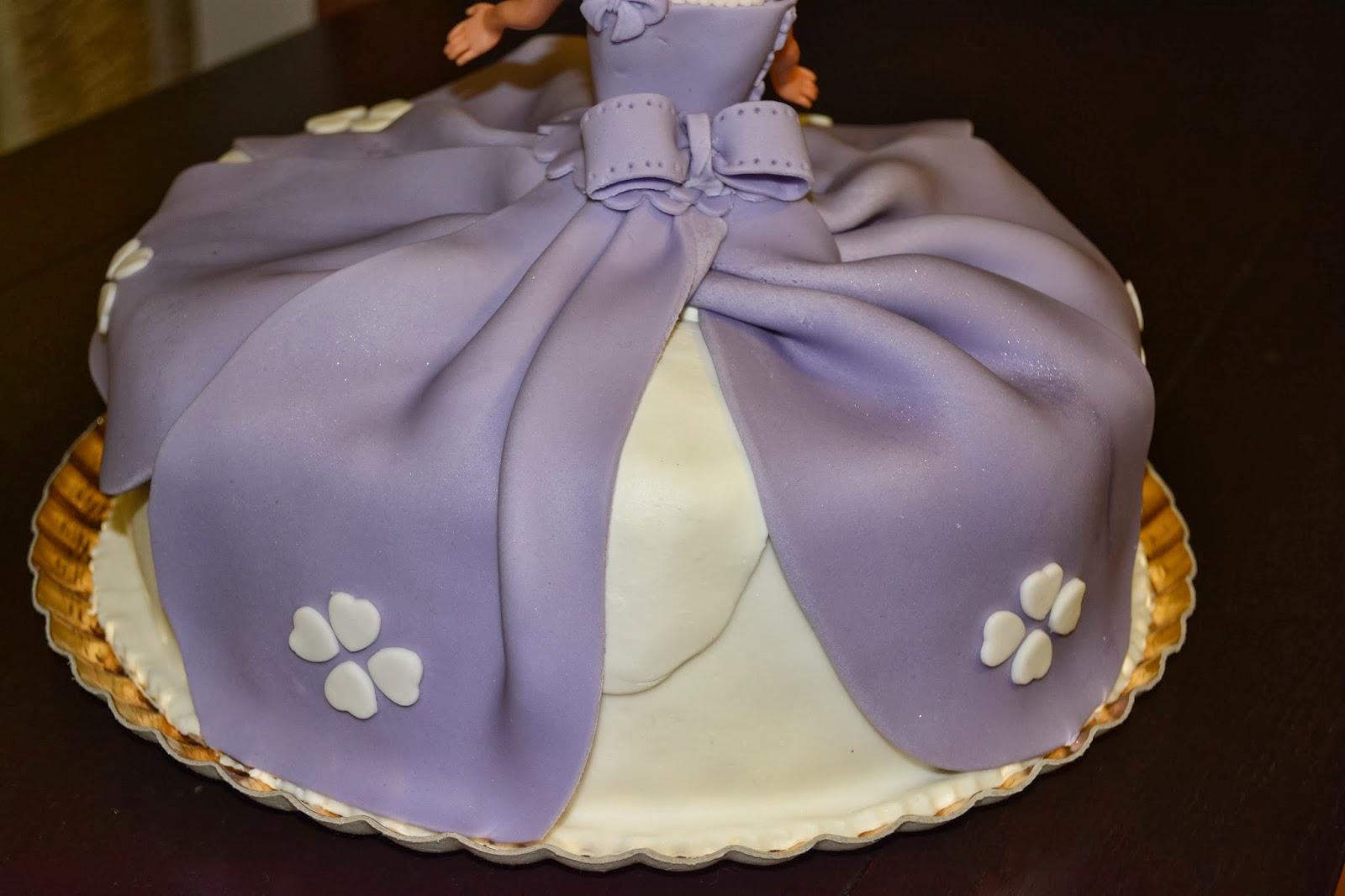 Торт в стиле принцессы своими руками 83