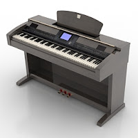 Az piano reviews october 2010 digital piano reviews for Yamaha clavinova clp 200 price