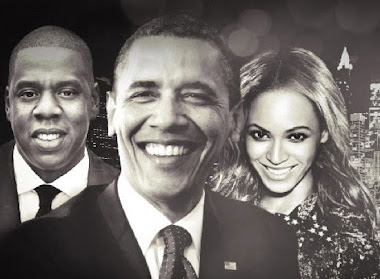 Jay, Bey & POTUS Party In NYC