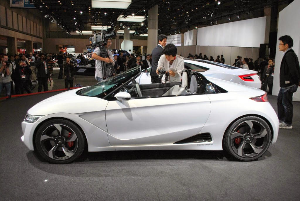 Welcome To Cars Lovers Place New Model Honda S660 Set For