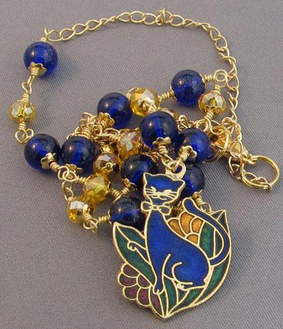Diseño de collar