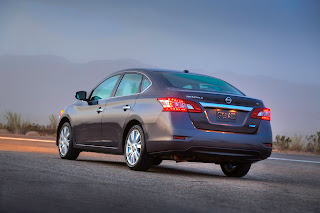 Just the basics: Sentra fills the bill