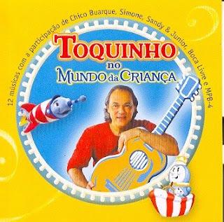 álbum infantil Toquinho
