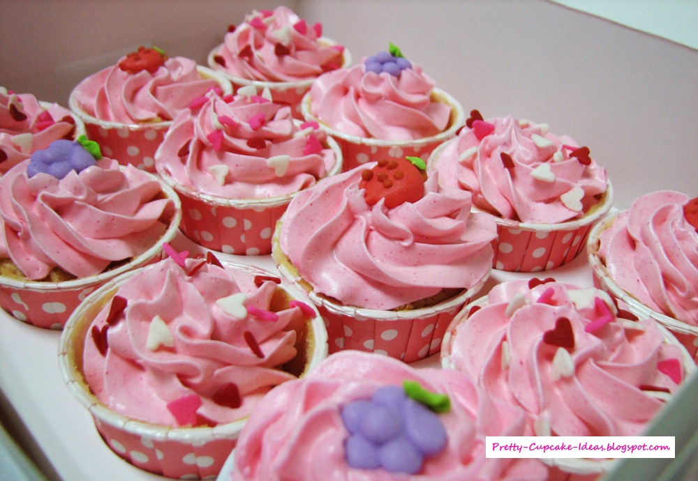 Cupcake Ideas For Girls
