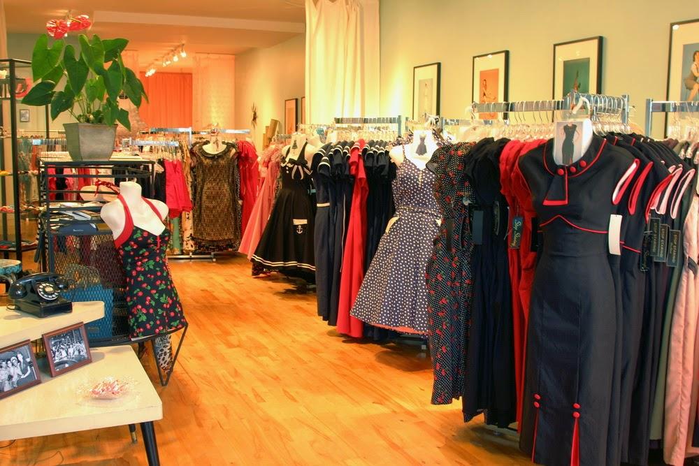 Marina Vintage Style: boutique Pin Up et vintage