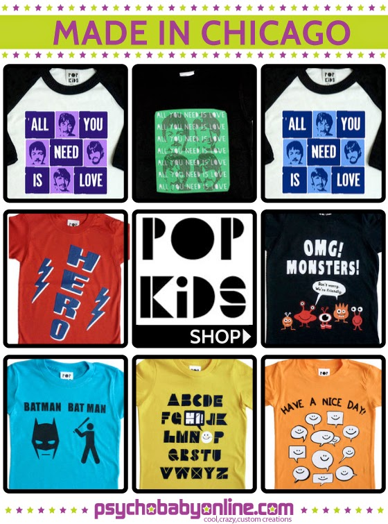 Pop Kids T-Shirts