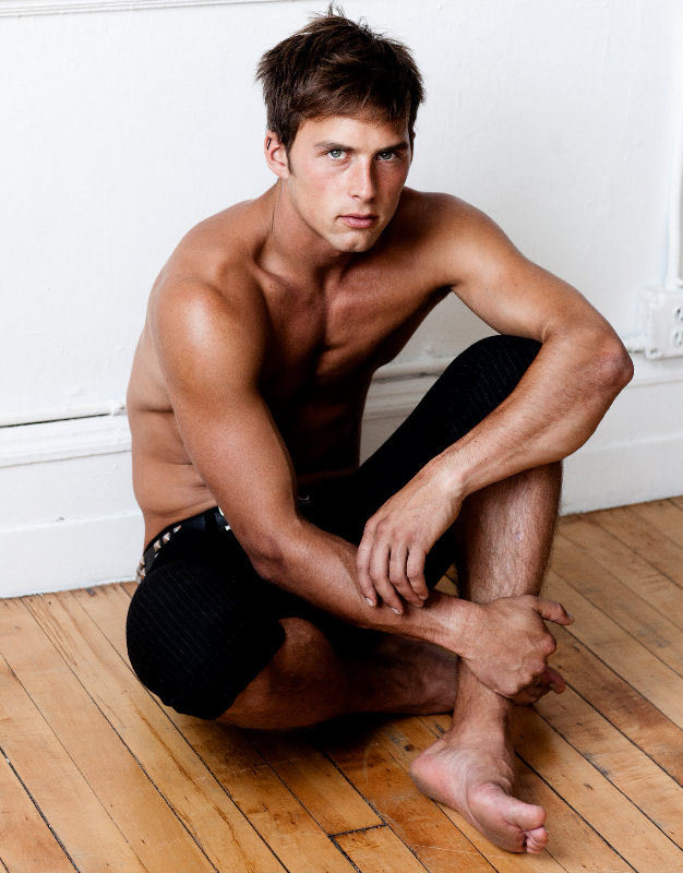 Beautiful Hairy Men Eric Bivoino