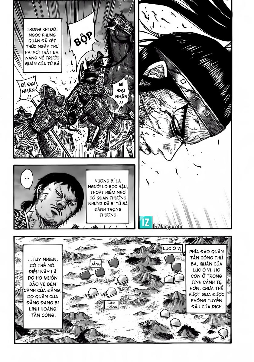 Kingdom - Vương Giả Thiên Hạ Chapter 392 page 5 - IZTruyenTranh.com