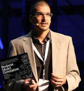 Alexander Osterwalder, business model canvas