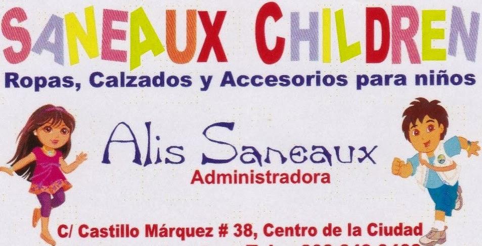 SANEAUX CHILDREN