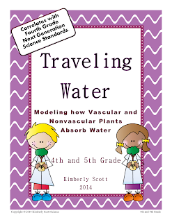 https://www.teacherspayteachers.com/Product/Model-Water-Transportation-in-Vascular-and-NonVascular-Plants-for-4th5th-Grade-1442832