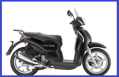 Aprilia Scarabeo 200.e - Gambar Foto Modifikasi Motor Terbaru.jpg