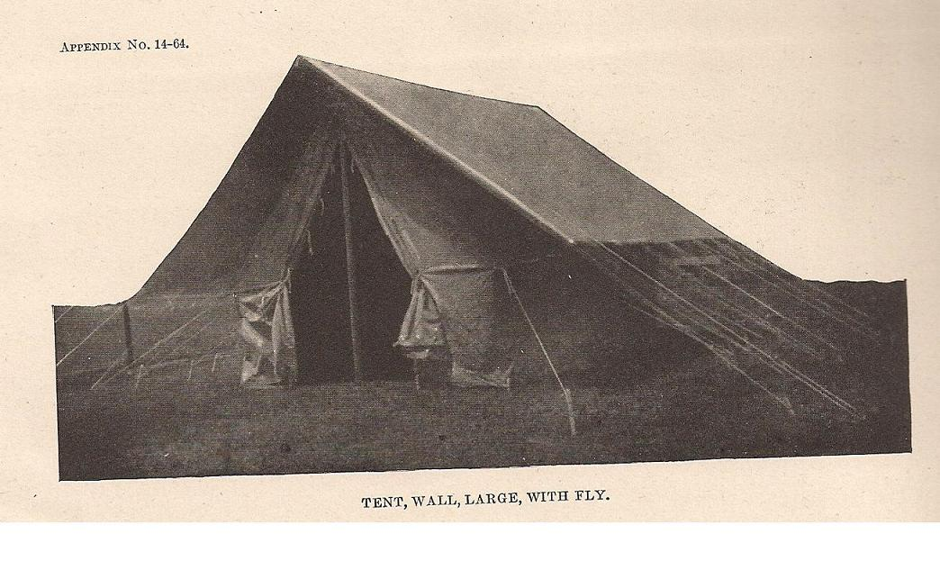 World War One Tents from Armbruster & World War One Tents from Armbruster | Armbruster Tent Maker