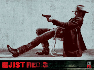 Justified TV Series 3rd Season HD Wallpaper