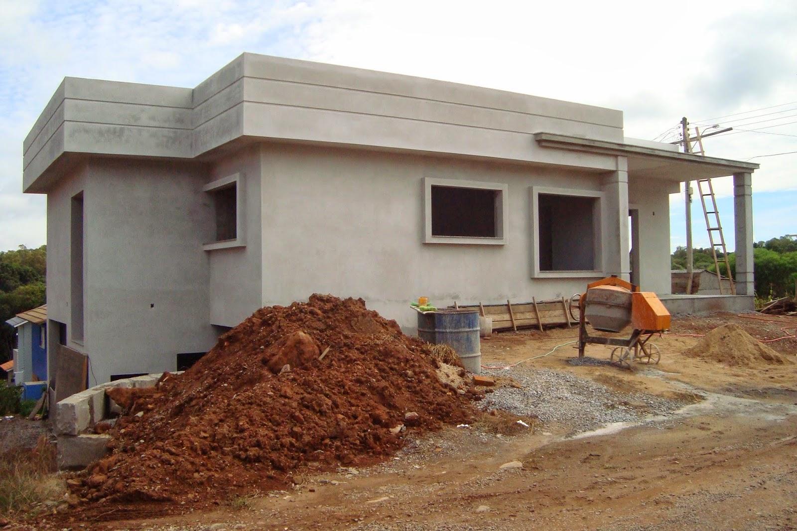 Casa da Claudia: Atualizando a Obra Reboco Parte Interna Finalizado #693D29 1600x1066 Banheiro Com Janela Interna