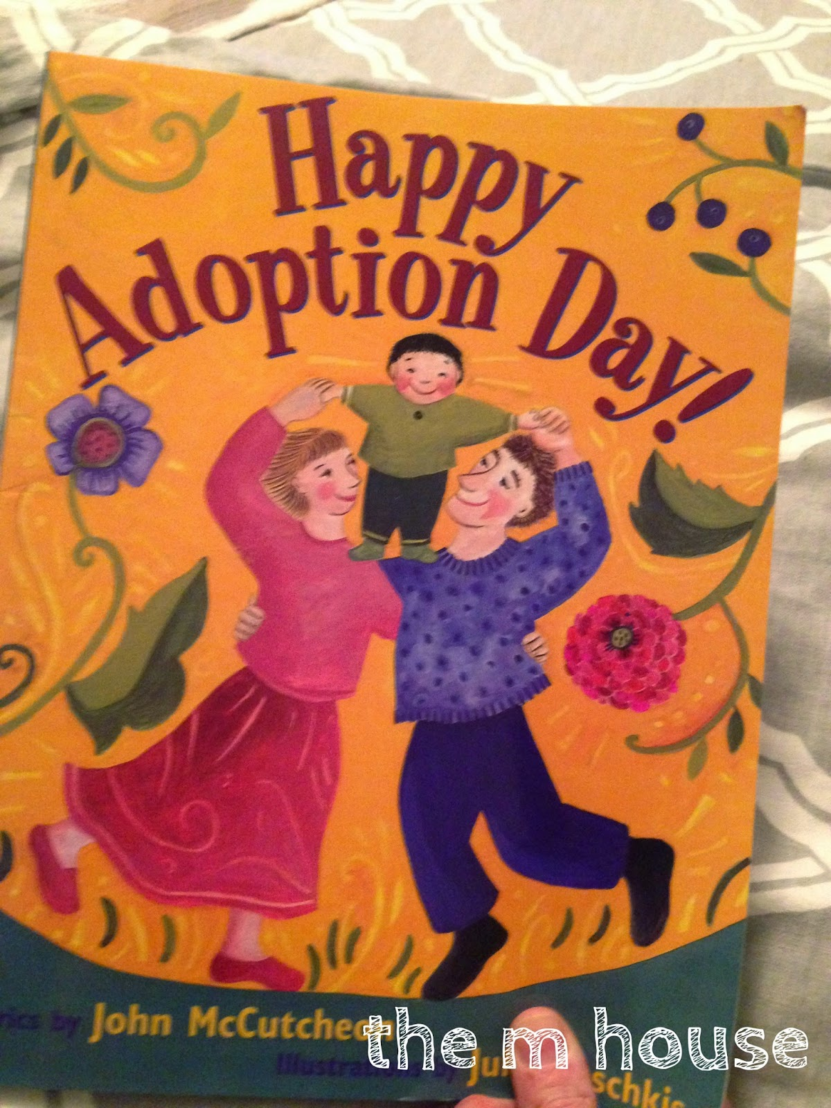 Happy Adoption Day