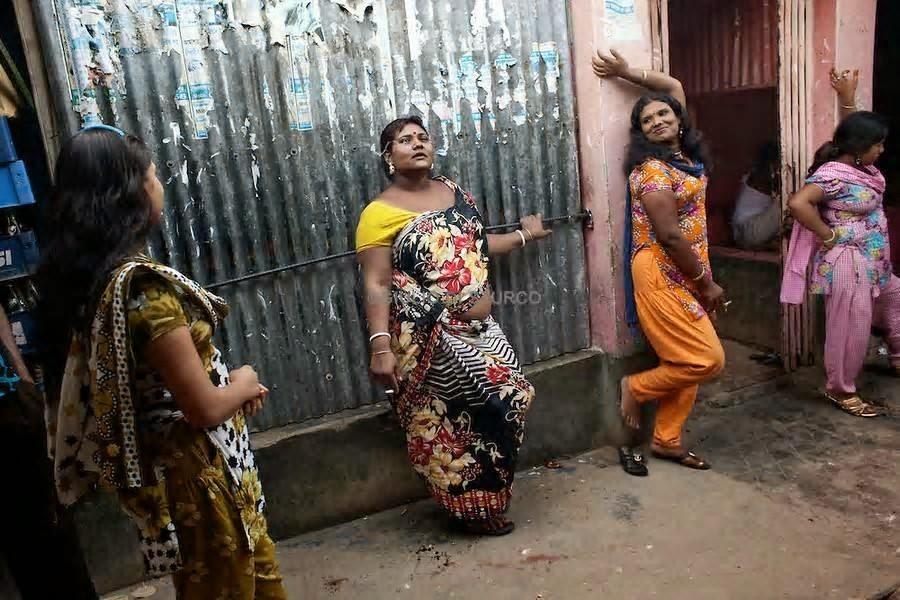 Prostitutes Life In Sonagachi Brothel Kolkatta - Photowala