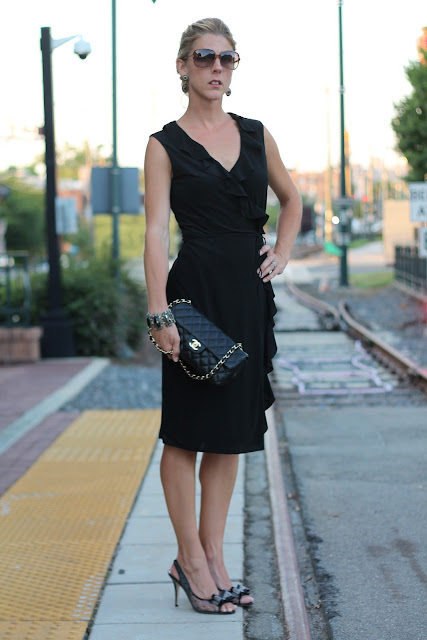 Little Black Dress, the Queen City Style