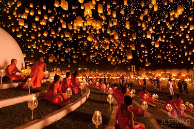 Yee Peng: The Festival of Hanging Lanterns, Festival of Light