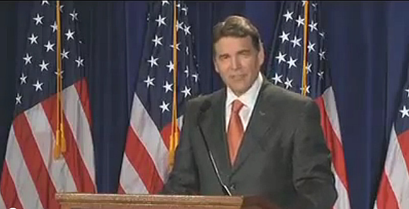 Rick Perry's Presidential Announcement Speech at the Red State Gathering