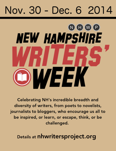 We Support NH Writers' Week!