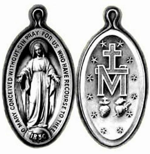 Free miraculous medal