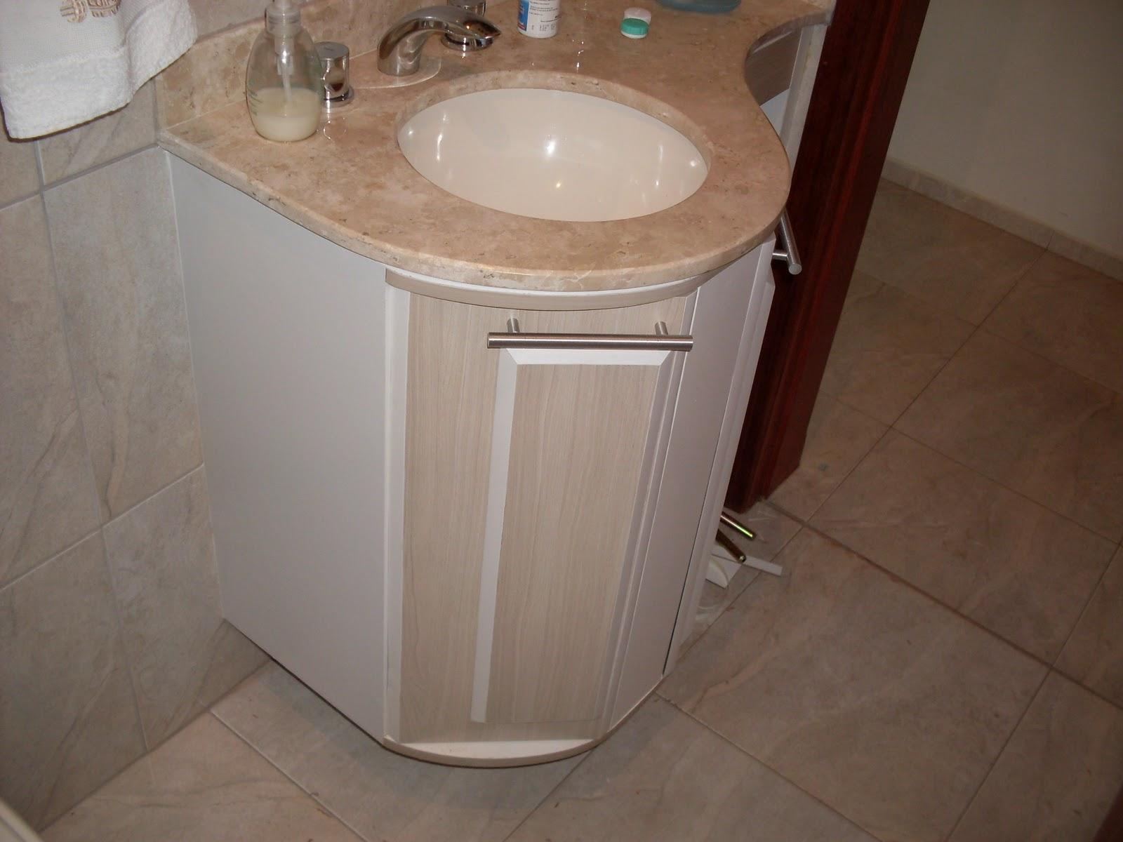 Marcenaria Mariano: gabinete de pia para banheiro e cozinha pranejada #432B1F 1600 1200
