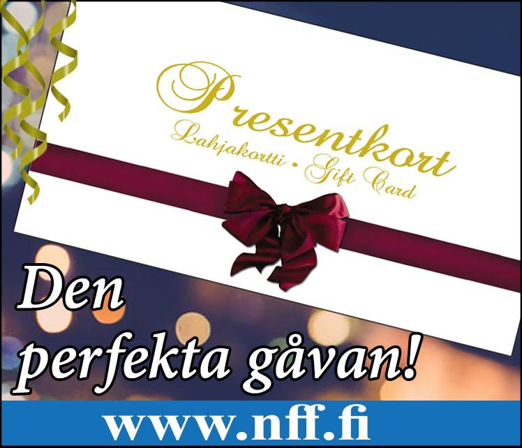 Närpes Presentkort