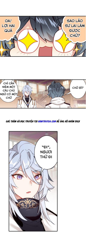 Quang Chi Tử - Chap 4