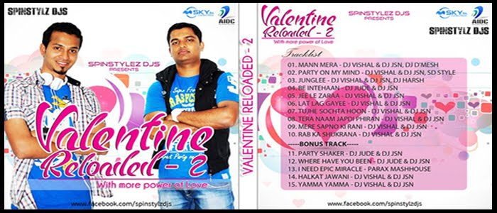 VALENTINE RELOADED 2