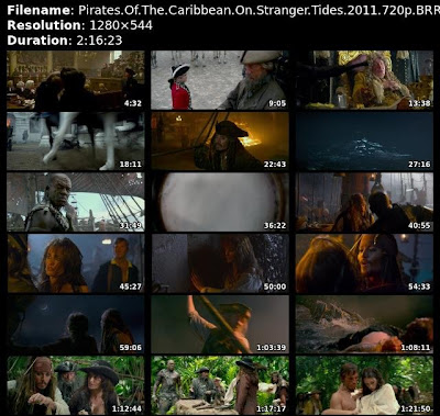 Pirates Of The Caribbean - On Stranger Tides Capturas
