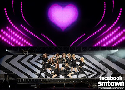 SNSD SMTown Live World Tour 3