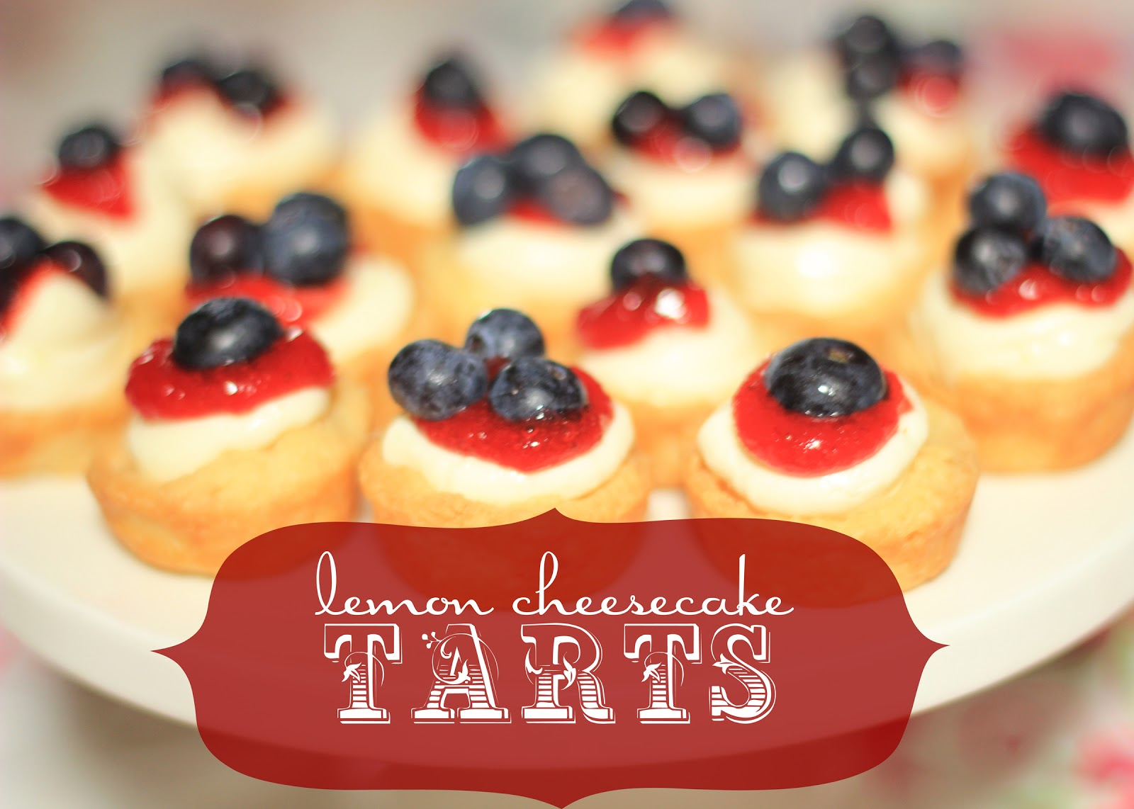 red white and blue cheesecake red white and blueberry tart red white ...