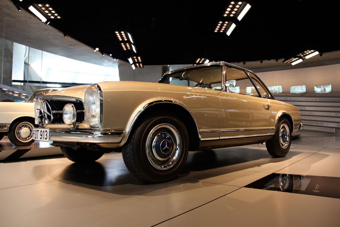 1964 mercedes benz 230 sl primierauto for 1964 mercedes benz 230sl