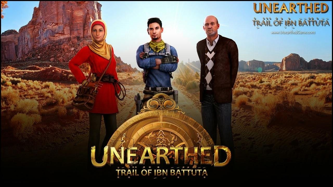 Unearthed Trail of Ibn Battuta APK+DATA FILES