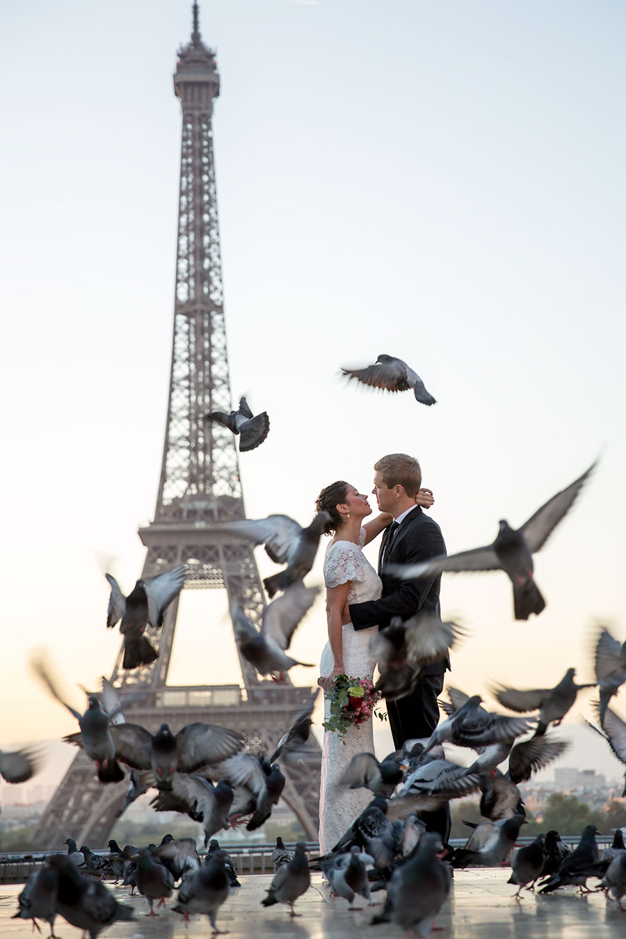 weddings in paris