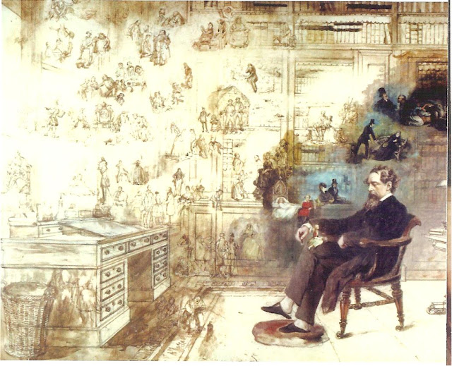 an analysis of the characters in great expectations novel by charles dickens